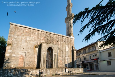 Мечеть Дидимотиху (Тзами Баязет)