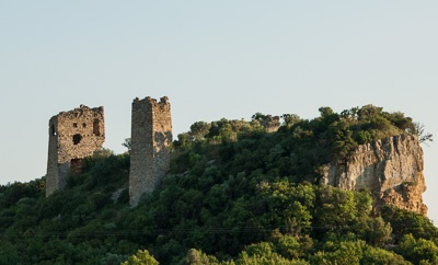 Medieval fortifications of Avanta