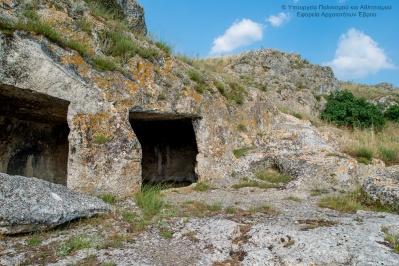 Византийская Крепость в Кале Дидимотиху