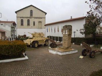 Military museum of Didymoteicho