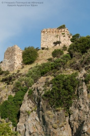 Medieval towers of Samothrace