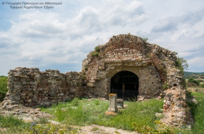 Древний город Траянуполи