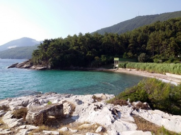 Beach of Archaggelos