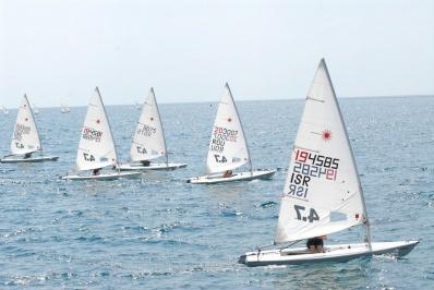 Международные соревнования парусного спорта (регата) - Эврос