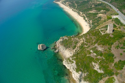 Παραλία Καρυανής