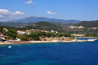 Nea Iraklitsa beach - Remvi
