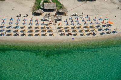 Ofrynio Beach - Touzla