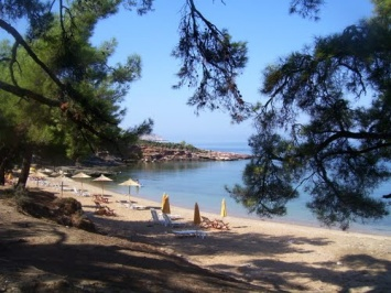 Salonikios Beach