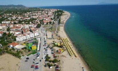 Orfani Beach