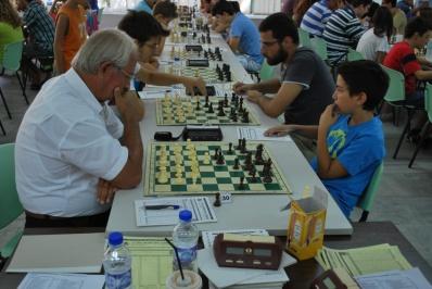 Σκακιστικοί αγώνες - Π.Ε. Καβάλας