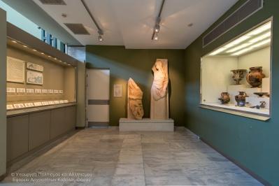 Archäologische Museum von Kavala