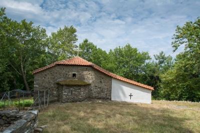 Церковь св. Георгия в Скала Рахониу
