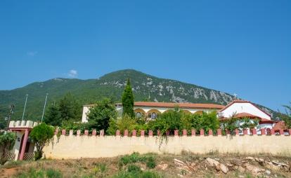 Монастырь Продрома в Никиссиани