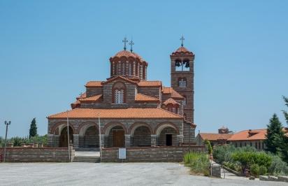 Монастырь св. Пантелеймона Хрисокастру