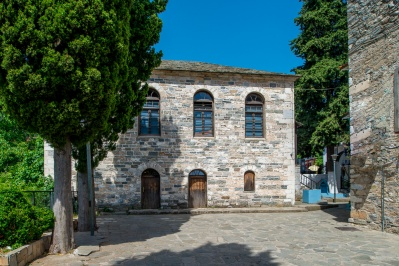 Общински музей Полигнотис Вагис