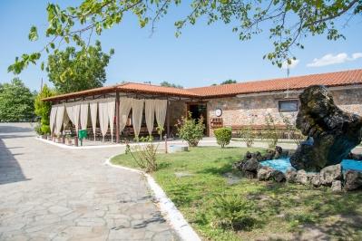 Clay infirmary of  Κrinides