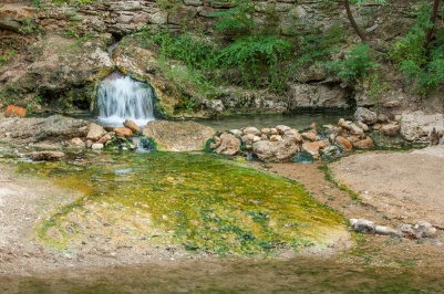 Sanative Springs of Eleftheres of Kavala