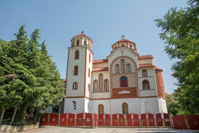 Holy Monastery of Saint Demetrius of Nikisiani