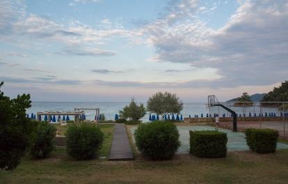 Makriamos Plajı