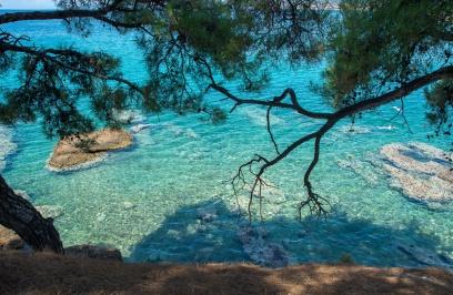 Limenas Beach, Thasos
