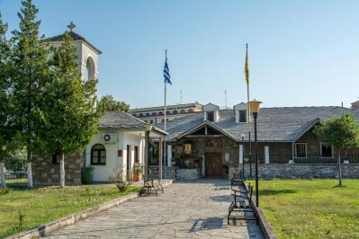 Ιερός Ναός Αγίου Νικολάου στην Ελευθερούπολη