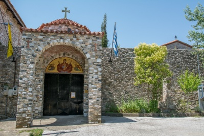 Монастырь Богородицы Каламу