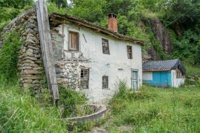 Wassermühle Xanthis