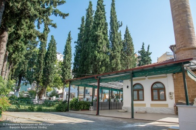 Tsinar Mosque