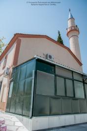 Mosque on Doiranis street, Xanthi (Mouchatzir)