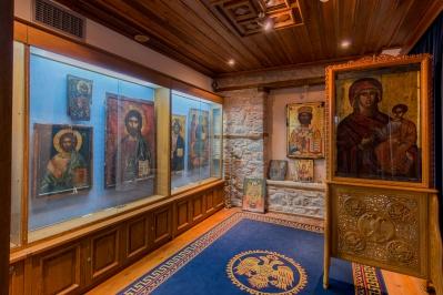 Ksanthi Metropolitliği Kilise Müzesi/Panagia Arhangeliotisa Manastırı