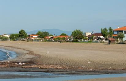Пляж Авдиры