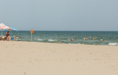Пляж Манганон