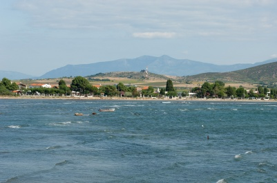 Пляж Мандра