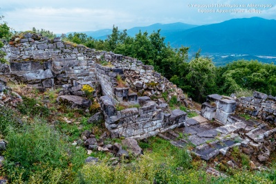 Castle Kalyvas - Ionic