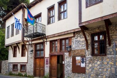 Муниципальная галерея Ксанфи - Хр. Павлидис