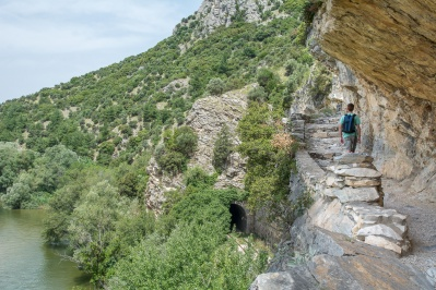 Trekking στο Νομό Ξάνθης - Π.Ε. Ξάνθης