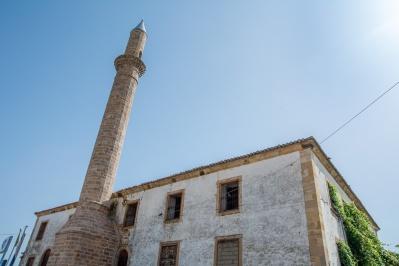 Касамба джамии Генисея (Чарши джамии)