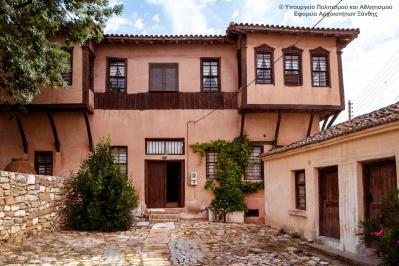 Villa Pamouktsoglou