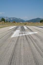 Аэропорт в Зигосе - Ксанфи