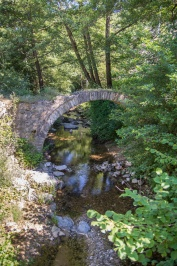 The bridges in areas of Stavroupolis