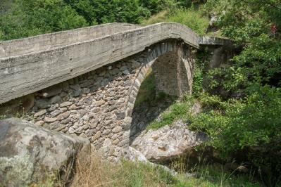 Мосты района Орэу-Димариу