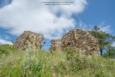 Крепост Нимфеас
