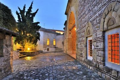 Църковен музей св.митрополии Марониас и Комотини (Имарет)
