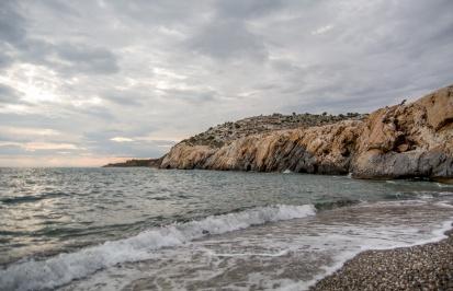 Пляж Мармаритса