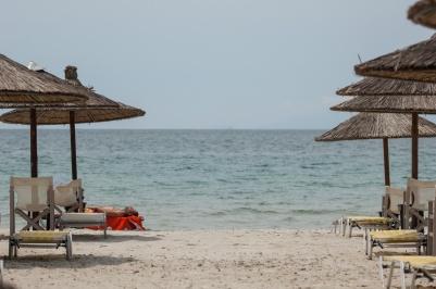 Arwgi beach