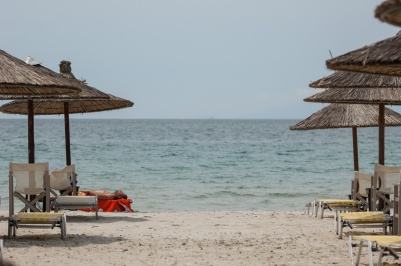 Пляж Ароги