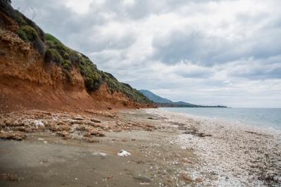 Plataniti Strand