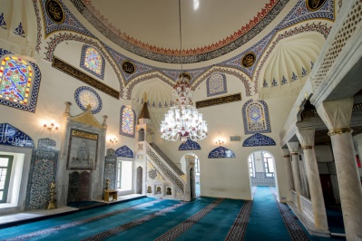 New Temenos (Yeni Mosque)
