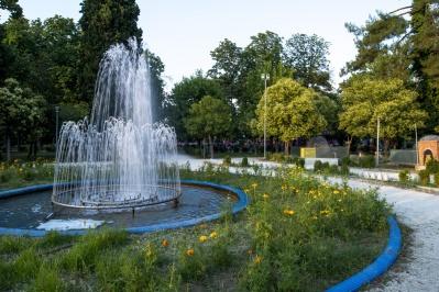 Парк  Света Параскева