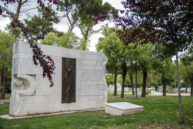 Jewish monument of Komotini